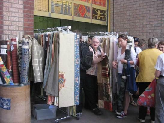 Yardage Sale 2010